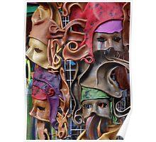 Masks - Máscaras Poster