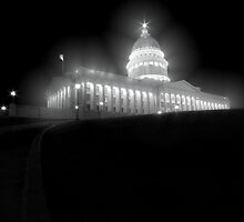 Utah State Capitol by Pro Nature Photography