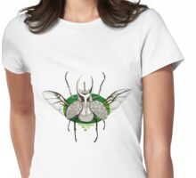 Beatle Womens Fitted T-Shirt