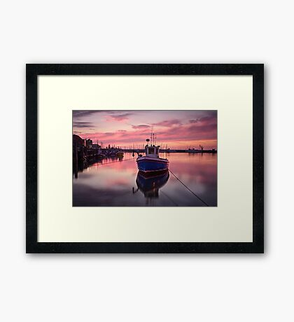 Faith.... Framed Print