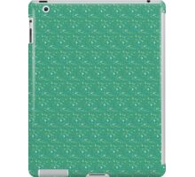 Ricky and Morty Abstract Pattern iPad Case/Skin