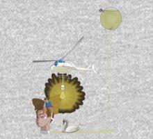 flying light Kids Tee