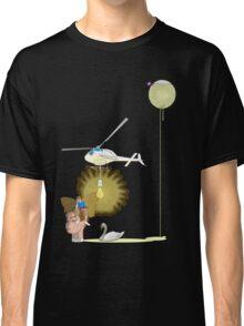 flying light Classic T-Shirt