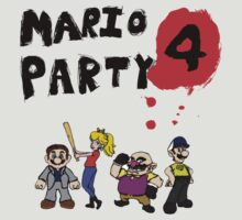 Mario Party 4: Left 4 Dead by xMARCHxHAREx