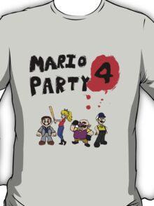 Mario Party 4: Left 4 Dead T-Shirt