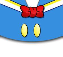 Donald Duck by Margybear