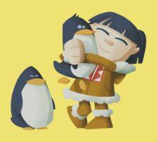 Eskimo love One Piece - Short Sleeve