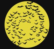 bats & butterflies 2  One Piece - Short Sleeve
