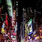 Times Square by weswahl