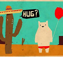 Hug? by Yetiland