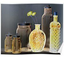 Six Bottles Poster