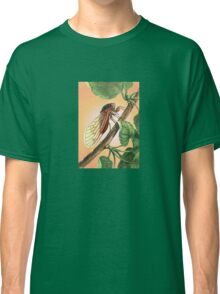 Vector Image of A 17 Year Cicada Classic T-Shirt