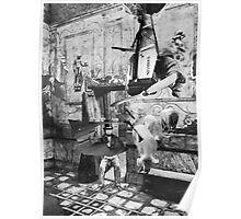 Thief of Pompeii. Poster