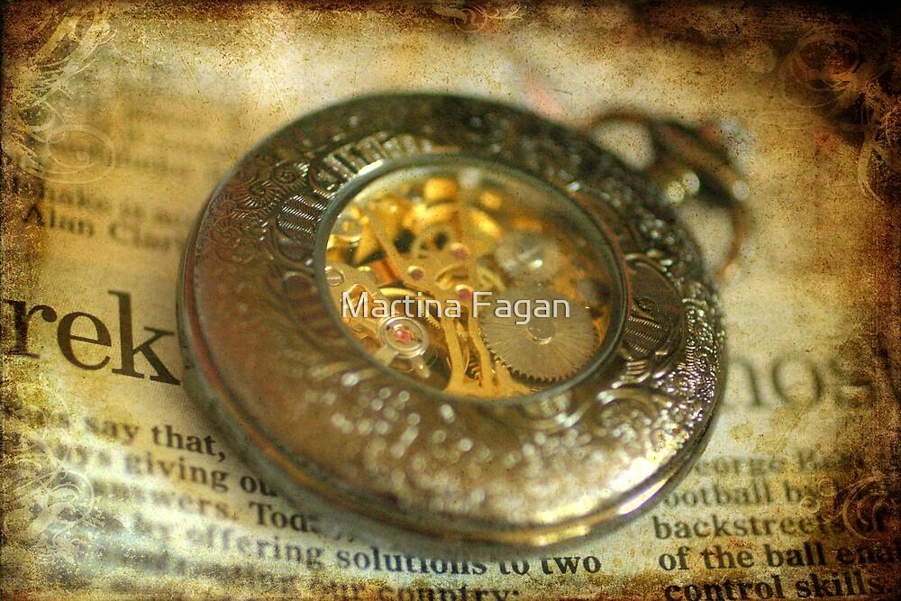 Pocket Watch by Martina Fagan