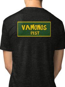 Breaking Bad Vamonos Pest Tri-blend T-Shirt