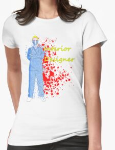 interior designer Womens Fitted T-Shirt