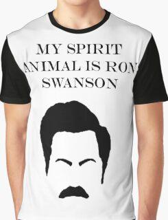 Spirit Animal Graphic T-Shirt