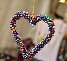 Have a heart...... by Martina Fagan
