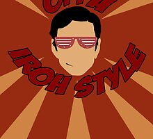Oppa Iroh Style - Print by IMTShop