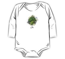 Fun with Vegetables: Broccoli One Piece - Long Sleeve