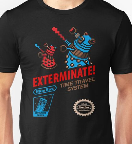 ExtermiNES! Unisex T-Shirt