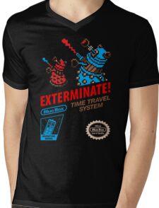 ExtermiNES! Mens V-Neck T-Shirt