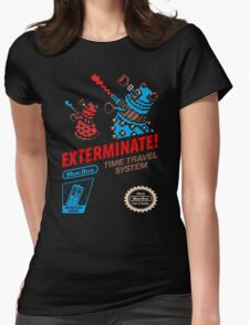 ExtermiNES! Womens Fitted T-Shirt
