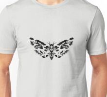 Death's Head Rorschach Unisex T-Shirt