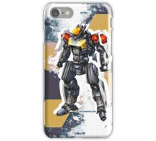 Police Robot 53 phone case iPhone Case/Skin