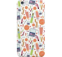 Female features iPhone Case/Skin