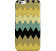 Cool And Colorful Zig Zag iPhone Case/Skin