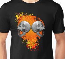 screaming skulls Unisex T-Shirt