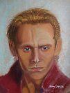 Tom Hiddleston as Prince Hal by Hilary Robinson