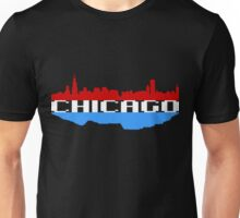 Chicago Above and Below Unisex T-Shirt