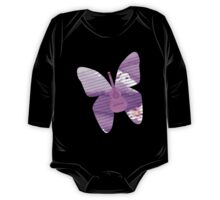 acoustic butterfly  One Piece - Long Sleeve