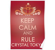 Keep Calm - Neo Queen Crown Posters 2 Poster