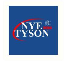Nye Tyson 2016 Art Print