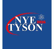 Nye Tyson 2016 Photographic Print
