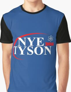 Nye Tyson 2016 Graphic T-Shirt