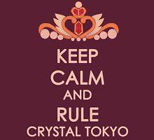 Keep Calm - Neo Queen Crown Clothing 2 T-Shirt
