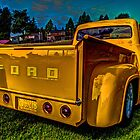 '56 & Yellow by Steve Walser