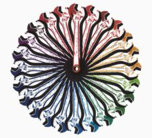 Wrench Color Wheel A by MTKlima
