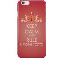 Keep Calm - Neo Queen Crown Iphone 2 iPhone Case/Skin