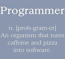 Programmer by Sregge