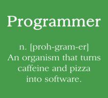 Programmer Baby Tee