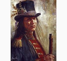 Civilized Warrior, Lakota, Native American Art, James Ayers Studio Unisex T-Shirt