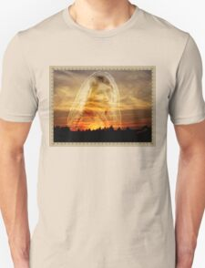 Laura ~ the Face in the Misty Light  Unisex T-Shirt