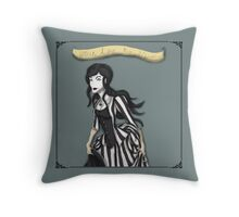 You Are My Liberty Bernadette Cover Pillow Throw Pillow