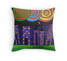 ♥ ♥ ♥ ♥ ♥ Lovelyville♥ ♥ ♥ ♥ ♥ Throw Pillow