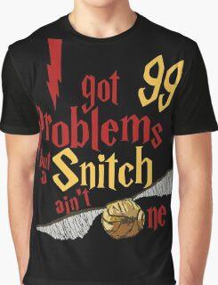 LION PROBLEMS Graphic T-Shirt